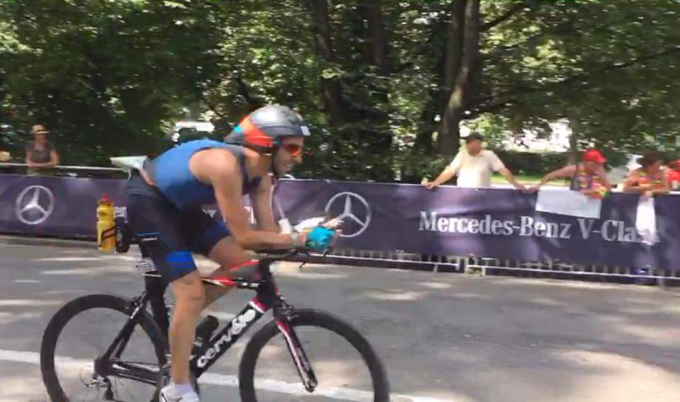 Umut Ekşi - Ironman Zürih 2016
