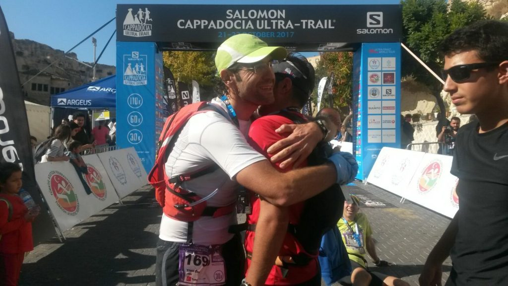Salomon Kapadokya Ultra Trail 2017