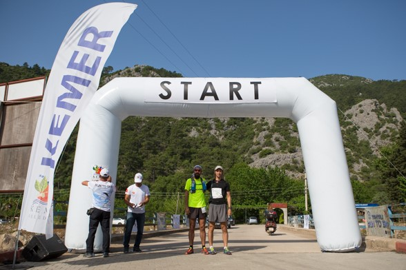 Tahtalı run To Sky start